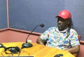 Mr Cromwell Smith during the Thursday, January 9, 2020, edition of his show was having an overall discussion on culture with guest Ken Boynes, when he touched on the topic, calling for something to be done about the historic names, pointing out that the do not project a good image to youths. Photo: Facebook
