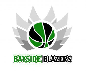 The official team Logo of the Bayside Blazers. Image: Bayside Blazers