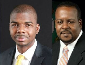 JoAnn 'Roxie' Romney will join two other possible candidates with direct links to late Chief Ministers. Preston P. Stoutt (right), the son of the late Chief Minister H. Lavity Stoutt, has announced he will run as an Independent candidate in the First District and Natalio D. 'Sowande Uhuru' Wheatley (left) is expected to be a candidate under the People's Empowerment Party banner. He is the grandson of the late Chief Minister, Willard Wheatley. Photo: VINO/Provided