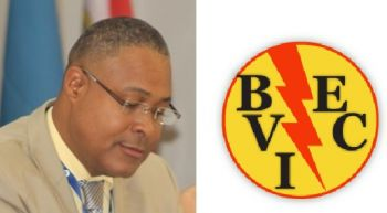 General Manager of BVI Electricity Corporation (BVIEC), Leroy A. E. Abraham. Photo: VINO/File