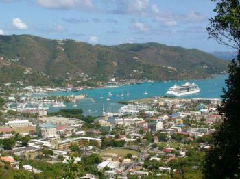 Businesses on Tortola are crying shame on the NDP Government for failing miserably since in office. Photo: BVIoffshore.net