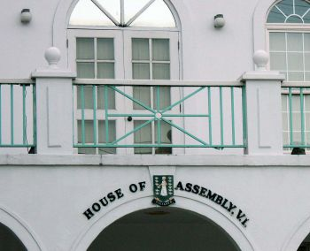 With the plan already submitted to the UK government according to the Premier, 'The revised plan and its detailed listing of recovery and development projects will be laid in the House of Assembly for approval then the information will be made available to the public,' Hon Andrew A. Fahie said. Photo: VINO/File