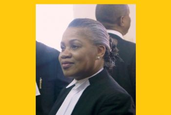 Her Ladyship Janice Mesadis George-Pereira has been confirmed to the post as Chief Justice of the Eastern Caribbean Supreme Court. Photo: Reuben Stoby/VINO