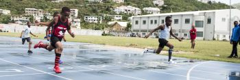 The next meet of the Dag Samuels Developmental Series is slated for Saturday February 10, 2018 at the A.O. Shirley Grounds. Photo: BVIAA/Cleave M. Farrington