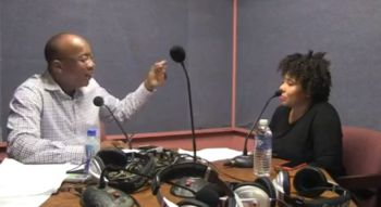 The view was expounded recently by Queen Shereen, when she appeared as a guest on Honestly Speaking , with Claude Skelton Cline on his radio programme on Tuesday, September 24, 2018. Photo: Team of Reporters