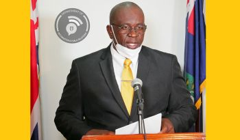 According to Deputy Premier and Minister for Health and Social Development, Honourable Carvin Malone (AL), a Public Health team has been deployed to actively investigate the matter by identifying the persons with whom this passenger is reported to have been in contact, in order to quarantine and test close contacts who remain in the Territory. Photo: GIS