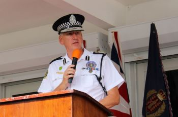Commissioner of Police Michael B. Matthews told Virgin Islands News Online on August 29, 2019 that, although reports have been rife on social media about a young female hitchhiker allegedly robbing persons who offer her a ride on Tortola, no such reports were made to the Royal Virgin Islands Police Force (RVIPF). Photo: VINO/File