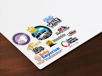 'Connect & Craft' is a local business dabbling in the arts of logo creation, T-shirt designs, posters, billboards, stickers etc. Photo: Provided