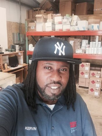 Kervin C. Rymer is also a small business owner but has bigger dreams. Photo: Provided