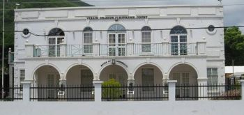 Asked to provide an update on the works still required for the Long Trench and Diamond Estate Pump Station, Hon Mark H. Vanterpool—at this point—essentially threw the BVI Electricity Corporation, under the proverbial 'bus.' Photo: VINO/File