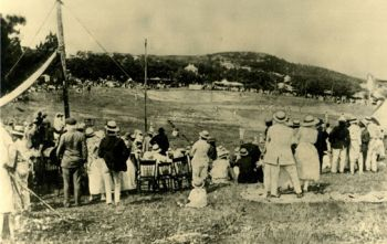 Cup Match originated from black Bermudians, children of those formerly enslaved, taking two days to celebrate Emancipation at the beginning of August. The very first cricket match was played in 1902. Photo: Provided