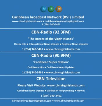 The first broadcast of BVI Have Your Say will be on CBN 90.9 FM from tonight, January 3, 2018 from 8:00 P.M. and aired every Thursday at the same time. Photo: CBN