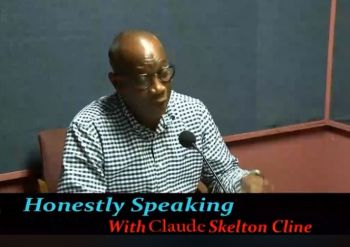 Man of the Cloth and Social Commentator, Claude O. Skelton-Cline says that District 4 (D4) Representative-Elect, Mark H. Vanterpool should be compensated as per recommendations in the Virgin Islands (VI) Constitution 2007, in spite of him not being a sworn-in Member of the Virgin Islands (VI) House of Assembly (HoA). Photo: Facebook
