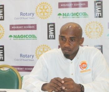 Speaking with this news site, coordinator of the Workshop/Seminar Mr Craig A. Lake aka DJ 'Push Pop', said that all is set for the event and was very appreciative of the sponsorship by LIME, Rotary Club of Road Town and several senior leaders of society among others. Photo: VINO