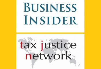 Business Insider and Tax Justice Network have been two of the fiercest critics of the Virgin Islands' financial services sector. Photo: Internet Source