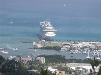 Henry has repeatedly questioned the absence of main players from the negotiation process such as tour operators and others involved in the cruise tourism industry for decades. Photo: VINO/File