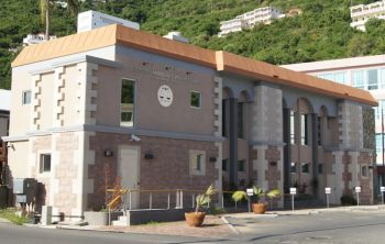 The building that houses the Eastern Caribbean Supreme Court- Commercial Division is located opposite the Road Town Ferry Dock. Photo: VINO/File