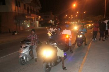 Records indicated that 110 motorcycle licenses were issued during 2012. Photo: VINO/File
