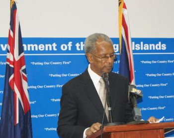 Premier, Dr the Honourable D. Orlando Smith during his budget speech on November 15, 2012 had indicated that finding an investor to take over the Government-owned Prospect Reef Resort, which is centrally located, presented several advantages. Photo: VINO/File