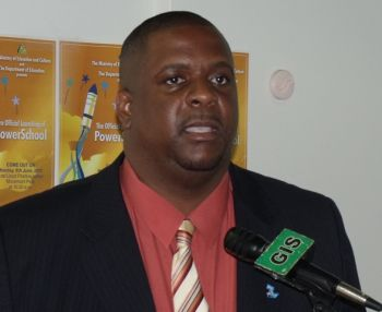 First District Representative Hon. Andrew A. Fahie said the motion should be seen as a 'Red Letter' day in the history of the Virgin Islands since it resulted because of negative behaviour by members of the House and many questionable actions in certain areas by the NDP administration. Photo: VINO/File