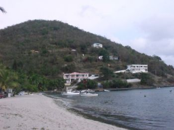 Some JVD residents said they were in empathy with the residents of their sister island of Virgin Gorda who they said are the worst hit. One Ms Malone said she strongly feels that Government continues to treat matters of the sister islands with scant regard. Photo: VINO/File