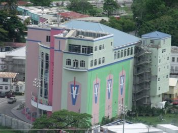 The shooting incident reportedly occurred in the vicinity of UP's Cineplex in Road Town, on the main island of Tortola. Photo: VINO/File