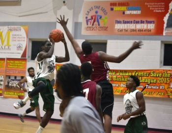 On September 27, 2015, in a statement issued to the media, the Hon Julian Fraser Save the Seed Basketball League Committee disclosed that all games in the League had been suspended until further notice. Photo: VINO/File