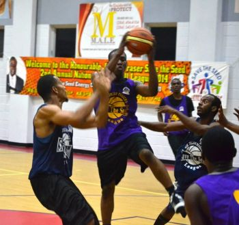 Top Scorers for Talk Done were Chiverton, who scored 22 points, 8 rebounds, Rowan Victor who finished with 20 points and 7 rebounds, Clint Weston who notched 13 points, 12 rebounds and Bodean Samuel who recorded 11 points. Photo: VINO