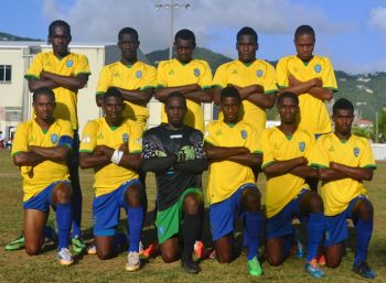 St Vincent who beat the VI during the 40th Anniversary celebrations sit at 118th in FIFA and 16th in CONCACAF. Photo: VINO/File
