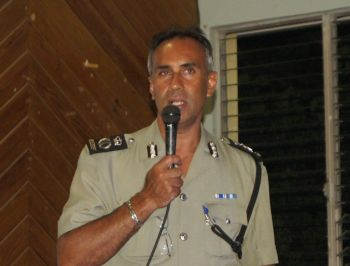 The call has been sounded yet another time for the Commissioner of Police Mr. David Morris and his team to take strong actions to ensure police officers be effective in their duties. Photo: VINO/File