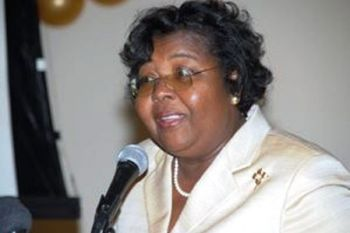 Former Deputy Governor, Deputy Premier and Attorney General, Honourable, R. Dancia Penn-Sallah, has penned a written submission to the United Kingdom's, Parliamentary Special Committee—currently reviewing the relationship between that country and its Overseas Territories. Photo: VINO/File