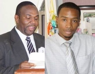 While no decision has been made, according to this news site's sources within the National Democratic Party (NDP) Administration, it is alleged that two names have been floated to compete for the post of Chief Immigration Officer. They are Mr Keith Dawson (left) who works in the Premier's Office and Jeremy W. Hodge, a Human Resources Manager in the Ministry of Finance. Photo: Facebook