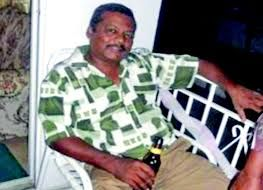 Derrick Ragnaugth, 56, a native of Guyana, South America and naturalised resident of Virgin Islands, was one of two persons who died on September 6, 2017, at the hands of the dreaded hurricane. Photo: VINO/File