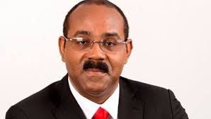 Prime Minister Gaston Browne. Photo: Internet Source