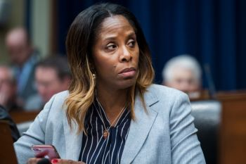 Delegate to Congress Stacey E. Plaskett has termed the outlawing of cockfighting in the Us Virgin Islands as an overreach by the US Government. Photo: Baaz