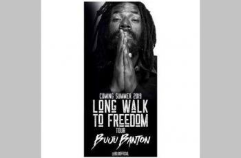 """Artiste Buju Banton is a statement said """"The preparation for the 'Long Walk to Freedom Tour' commenced with Til Shiloh band rehearsing as early as October 2018 and continued with myself and the band rehearsing now 4 days a week. I have been solidifying my set, my sound and delivery for my return and looking forward to the welcoming you are all prepared to give me on this new chapter"""". Photo: Internet Source"""