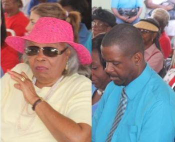 It was obvious to the public that the caller was referring to the recent incident that occurred between former legislator Ms Eileene L. Parsons and senior Virgin Islands Party (VIP) member Honourable Andrew A. Fahie (R1) at the opening ceremony of Farmers' Week recently. Photo: VINO/File