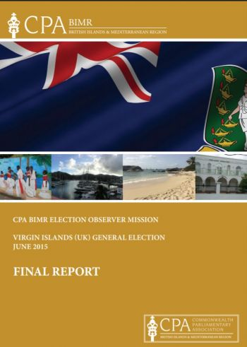 The Commonwealth Elections Observer Mission's final report. Photo: VINO