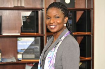 Director of BVI House Asia Ms. Elise Donovan. Photo: Provided
