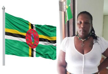 Gracie Sandy Eusebe (right) has planned a series of activities this weekend at the Island Sizzle in Baughers Bay for persons unable to travel to Dominica for its 38th Independence Anniversary celebration. Photo: Provided/Internet Source