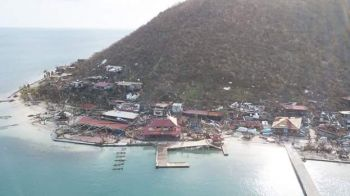 Bitter End Yacht Club (BEYC) on Virgin Gorda is temporarily closed following the September 2017 hurricanes. Photo: Facebook