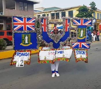 VI Culture on Display for the 2018 Emancipation August Monday Parade. Photo: Facebook