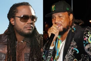 The Flow Launch Concert this evening May 13, 2016 at the Tortola Pier Park will feature Jamaican reggae artiste Duane Stephenson (left) and Bajan Soca artiste Peter 'Ram' Wiggins (right). Photo: Internet Source
