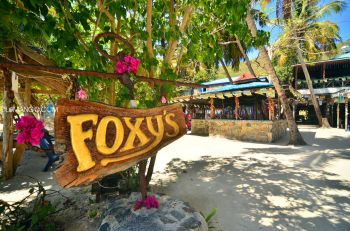 Mr Philiciano O. Callwood MBE aka 'Foxy' is the founder of Foxy's Bar on Jost van Dyke and will be celebrating its 50th anniversary this coming Saturday March 24, 2018 with a big anniversary party featuring VIBE. Photo: Internet Source