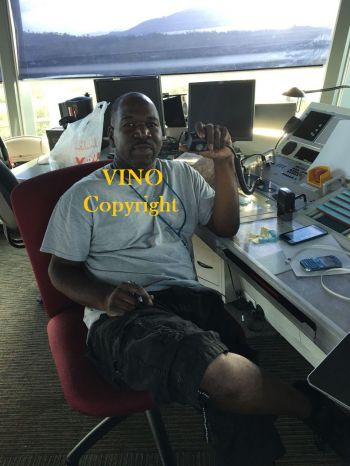 Air Traffic Controller, Mr Franklin E. Penn Jr was the other person killed in the shooting of November 22, 2017. Photo: VINO