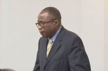 Opposition Member and Third District Representative Hon Julian Fraser RA has expressed concern that it took five months for funding to be approved through the Ministry of Finance and that it took eight months to get a contract signed for the repairs of the incinerator that was damaged by fire in November 2018. Photo: Youtube