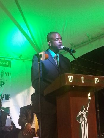 During his Annual Report presentation on January 24, 2015, Honourable Fahie labelled the National Democratic Party (NDP) Government the most corrupt in the modern history of the Virgin Islands and called them morally and politically bankrupt. Photo: VINO/File