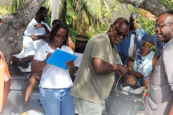 Gray emphasised the importance of preserving the cultural fisherman of the Virgin Islands. Photo: VINO/File