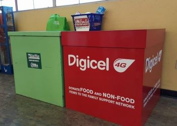 Look out for the boxes at Rite Way Pasea, you can donate as you check out. Photo: VINO