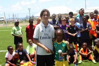 With the objective of giving the youngsters a chance to get back on the field and improving their football skills in the process the 'Football Festival' saw the participation of youths ranging from ages nine to 17 years. Photo: Provided